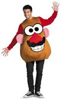 Mr. Potato Head Deluxe Costume Adult 42-46