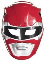 Red Ranger Mask Vacuform