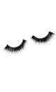 Eyelashes Black Glitter Accessory