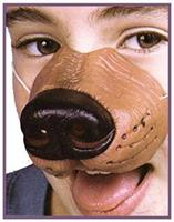 Dog Nose With Elastic