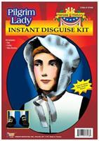 Heroes in History - Pilgrim Woman Accessory Kit