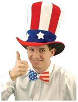 Uncle Sam Felt Hat