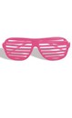 Glasses Slot Neon Pink