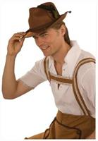 Octoberfest Hat Brown