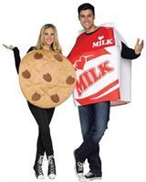 Cookies & Milk 2 Costumes
