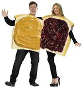 Peanut Butter/Jelly Couple Cos