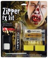 Zipper Character Makeup Kit Zombie