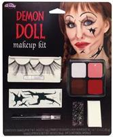 Demon Doll Face M/U Kit