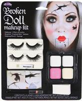 Broken Doll Face M/U Kit