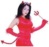 Devil Instant Costume Kit