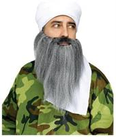 Turban Beard Instant Costume