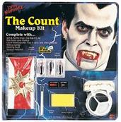 Living Nightmare Count Accessory Kit
