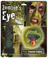 Zombie's Eye Kit With Eye Makeup Accessory