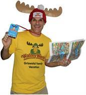 Wally World Park Fan Costume K