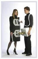 Plug And Socket Costume Set Plus Size