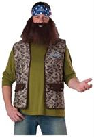 Duck Dynasty Willie Costume Kit