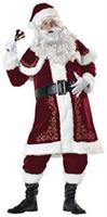 Jolly Ol' St Nick Santa Costume