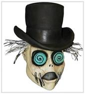 The Conductor Latex Mask