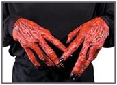 Hands Devil Gloves