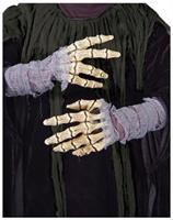 Hands Gauze Bones Gloves