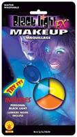 Blacklight Makeup Tri Color Pod