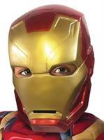 Ca3 Iron Man Child 1/2 Mask