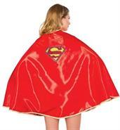 Supergirl 30-In Cape Adult