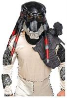 Predator Deluxe  Latex Mask