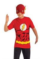 Flash Child Shirt Mask