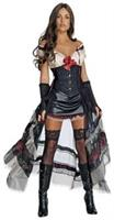 Jonah Hex Lilah Black Adult Costume