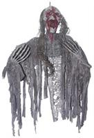Creepy Zombie Bloody Hanging Decoration