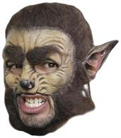 Wolf Deluxe Chinless Adult Mask
