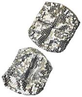 Leg Cuffs Sequin Accessory