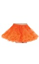 Petticoat Tutu Adult Neon Orange
