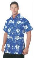 Hawaiian Shirt Blue