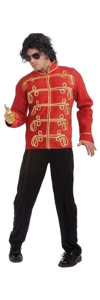 michael jackson military jacket a red costume spicylegscom