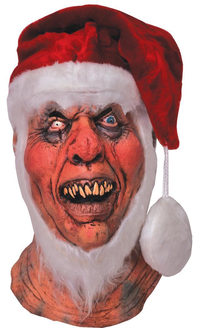 Evil grin santa claus mask spicylegs